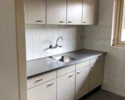 Keukenblokje met bovenkastjes, laden, rvs keukenblad en spoelbak. Is al gedemonteerd. GRATIS AF TE HALEN