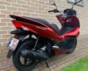 scooter Honda pcxa 125