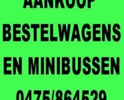 Aankoop Citroën Berlingo en andere bestelwagens