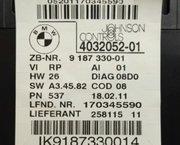 Km teller BMW 1 instrumentenpaneel Herstel