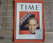 Time Newsmagazine January 22 , 1945