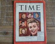 Time Newsmagazine January 8 , 1945