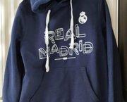 Real Madrid sweater met kap