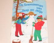 De Sneeuwman Van Jaap En Jetje - Nans Van Leeuwen