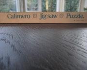 Vintage Calimero Jigsaw Puzzel met 63 Stukjes - 1976