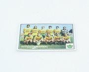 Witgoor Dessel - Ploegfoto - NR 378 - Football 82 - Panini