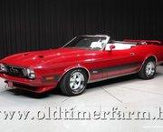Ford Mustang V8 Convertible '73