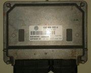 ECU VW FOX  Siemens 5WP40309 02 herstelling