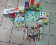 verschillende speelgoed stukken zeer goede staat