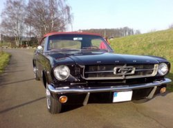 Ford Mustang Cabriolet (bj 1965)
