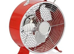Coole Retro-look ventilator