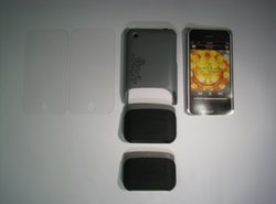 Hard cover Nu Form Griffin voor Iphone 3G