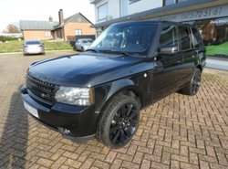 Range Rover TDV8 HSE Full Option