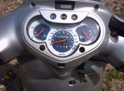Scouter 125 cc