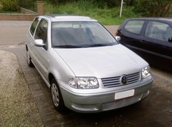 VW Polo 1.4i / Bj2000 / 104000km