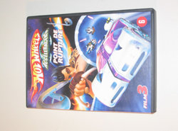 DVD - Hot Wheels Acceleracers Poit De Rupture Film 3