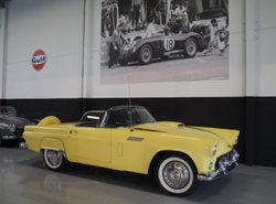 FORD USA THUNDERBIRD Convertible Restored (1956)