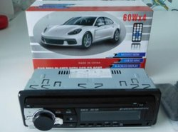 Bluetooth Autoradio K-Music met MP3 / USB / SD en Carkit