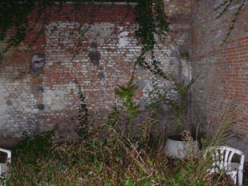 Vastgoed dringend huis met kleine tuin en 2 slk te huur for Huis te koop antwerpen met tuin
