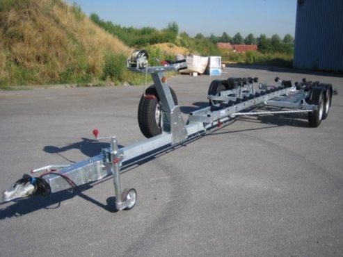 Boottrailer te koop belgie