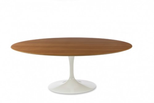meubelen ovale saarinen tulip design tafels. Black Bedroom Furniture Sets. Home Design Ideas