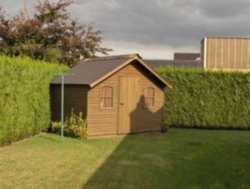 Vastgoed te huur woning met tuin aalter for Huis met tuin te huur waarschoot