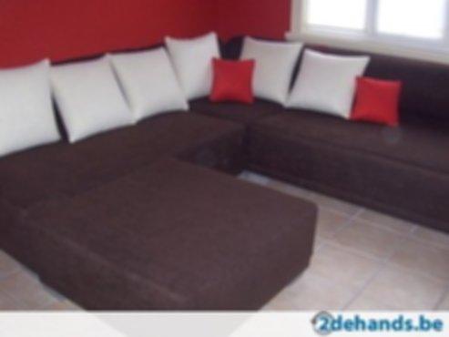 Meubelen nieuwe lounge zetel for Lounge zetel