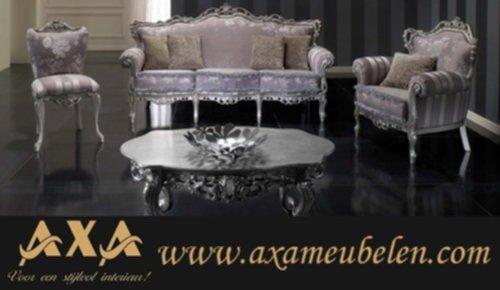 Meubelen barok tronen armstoel troonfauteuil troonstoel for Meubels breda