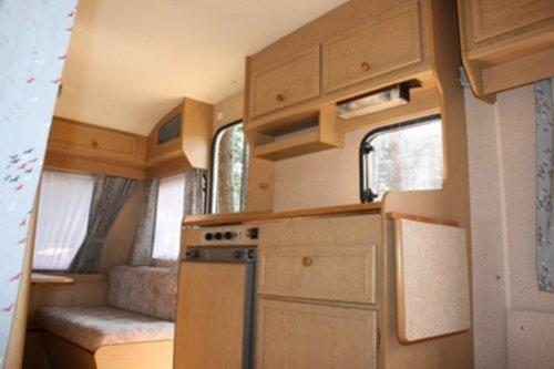 caravans en kamperen caravan sprite musketier 4 50 meter. Black Bedroom Furniture Sets. Home Design Ideas