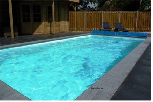 Tuin en tuinmachines zelf een zwembad bouwen in 3 for Bouw zelf je zwembad