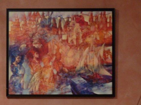 Kunst moderne schilderijen neo impresionisme for Moderne schilderijen