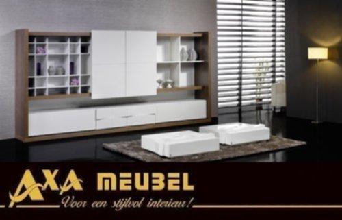 Tweedehands Meubels Rotterdam : Meubelen hoogglans woon wand kasten axa meubelen rotterdam den