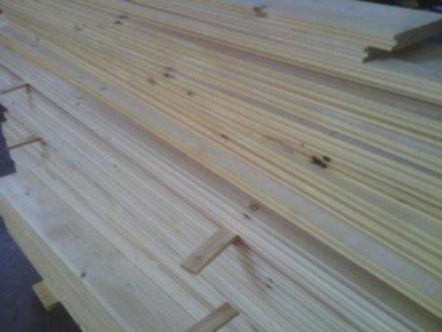Bouw goedkope grenen parket plankenvloer houten vloer