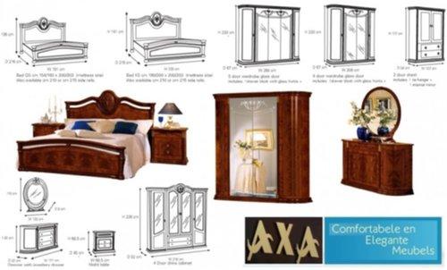 italiaanse bedden hoogglans interieur meubilair ideeà n