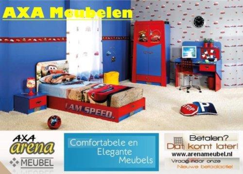 Meubelen cars disney meubels racebed bedden kasten axa for Meubels keukens bedden matrassen banken kasten ikea