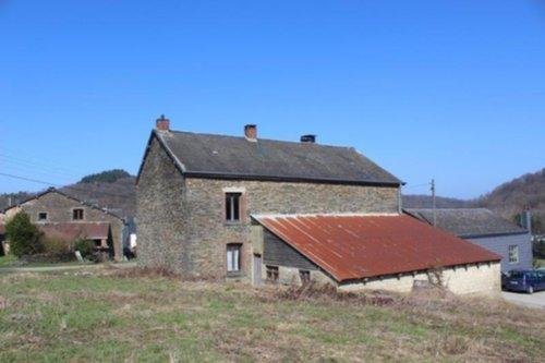 Vastgoed ardennen 6880 mortehan semois bertrix vrijstaande boerderij 404m 7a65ca te koop - Boerderij luxemburg ...