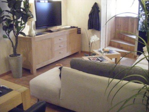 Woonkamer Eetkamer Set.Meubelen Modern Design Volledig Woon Eetkamer Set