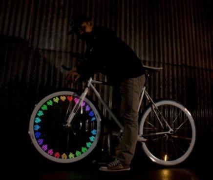 fietsen - Fiets Led Verlichting Monkey Light M210 Monkeylights ...