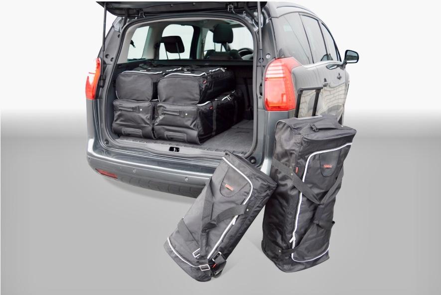 auto onderdelen carbag reiskoffers peugeot 5008 mpv