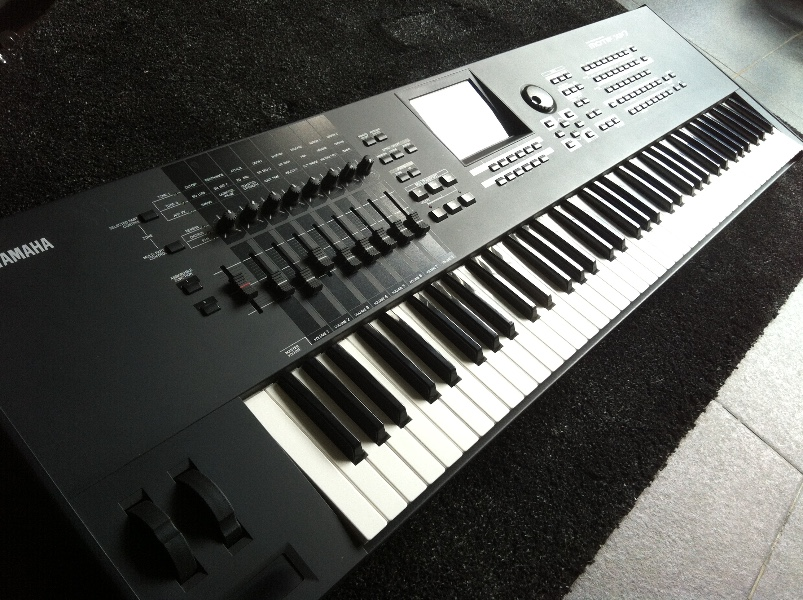 allerlei - Yamaha Motif xf7 - Zoekertjes net